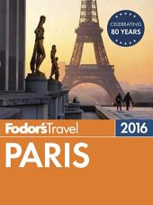 Fodor's Paris 2016