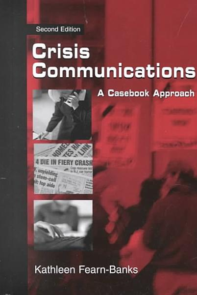 Download Crisis Communications Book