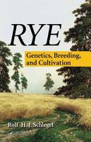 Rye PDF
