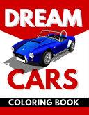 Dream Cars Coloring Book PDF