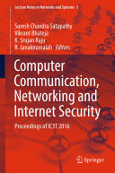 Computer Communication, Networking and Internet Security