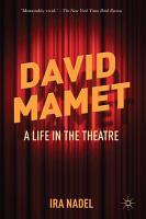 David Mamet PDF