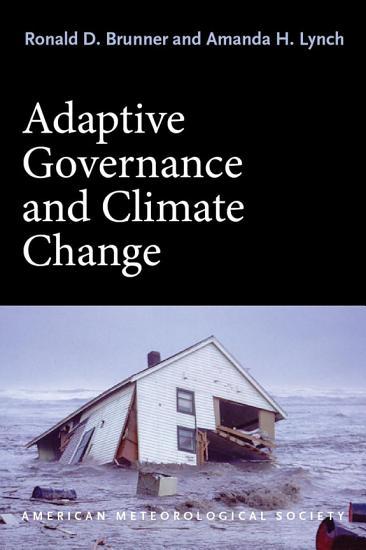 Adaptive Governance and Climate Change PDF