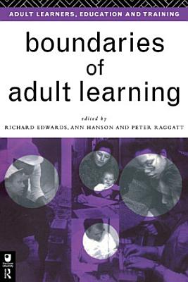 Boundaries of Adult Learning PDF