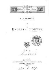Class-book of English poetry: Volume 2