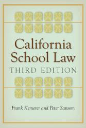 California School Law Book PDF