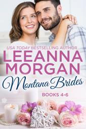Montana Brides Boxed Set (Books 4-6)