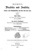 Diesseits und Jenseits PDF