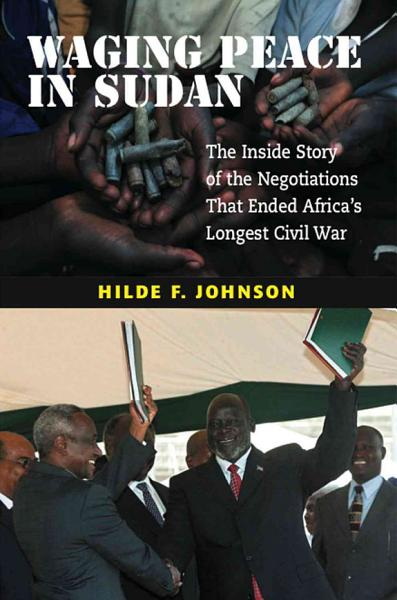 Download Waging Peace in Sudan Book