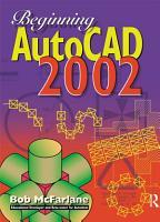 Beginning AutoCAD 2002 PDF
