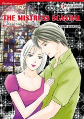 THE MISTRESS SCANDAL: Harlequin Comics