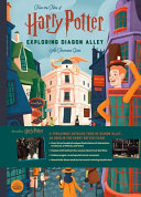 Download Harry Potter  Exploring Diagon Alley Book