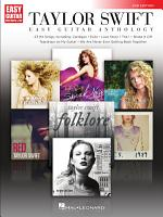Taylor Swift   Easy Guitar Anthology PDF