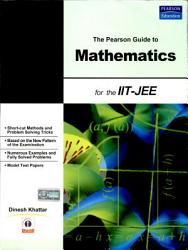 The Pearson Guide To Complete Mathematics For Iit Jee Book PDF