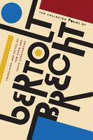 The Collected Poems of Bertolt Brecht PDF