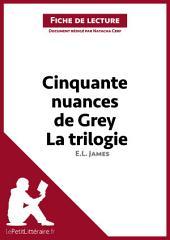 Cinquante nuances de Grey d'E. L. James - La trilogie (Analyse de l'oeuvre): Comprendre la littérature avec lePetitLittéraire.fr