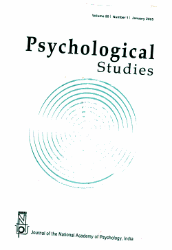 Psychological Studies PDF