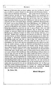 J.G. Seume's sämmtliche Werke, herausg. von A. Wagner. 2e, rechtmässige Gesammt-Ausg