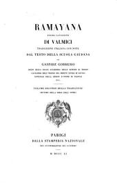 Ramayana: poema indiano di Valmici, Volume 7
