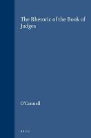 The Rhetoric of the Book of Judges PDF