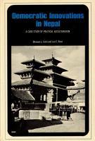 Democratic Innocations in Nepal PDF
