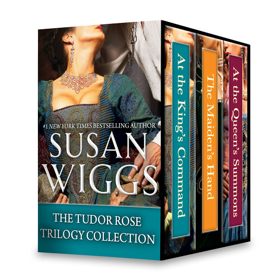 The Tudor Rose Trilogy Collection