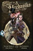 Lady Mechanika Volume 3 Oversized Hardcover