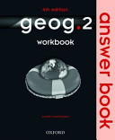 Geog. 2 4th Edition Workbook Answer Book