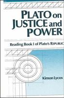 Plato on Justice and Power PDF
