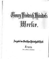 Werke: Volume 74