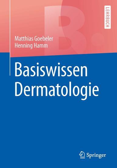 Basiswissen Dermatologie PDF