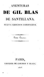 Adventuras de Gil Blas de Santillana: Volúmenes 3-4