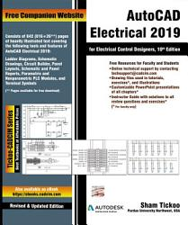 Autocad Electrical 2019 For Electrical Control Designers 10th Edition Book PDF