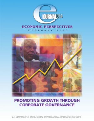 Promoting Growth Through Corporate Governance PDF