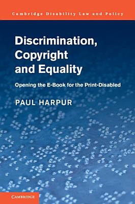Discrimination  Copyright and Equality