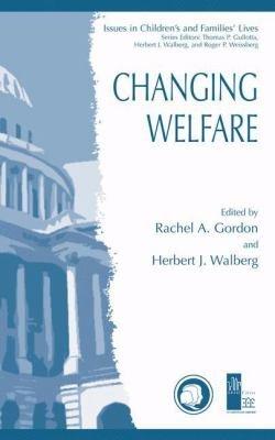 Changing Welfare PDF