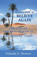 Determined to Believe Again PDF