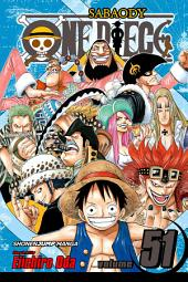 One Piece, Vol. 51: The Eleven Supernovas