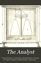 The Analyst: Volumes 1-3