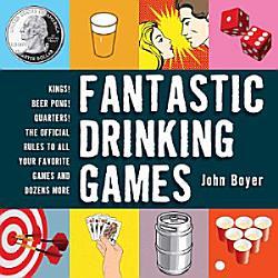 Fantastic Drinking Games Book PDF