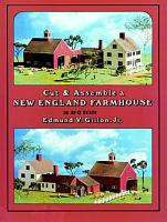 Cut and Assemble a New England Farmhouse PDF