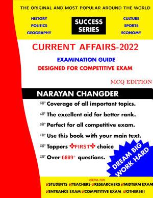 CURRENT AFFAIRS 2020