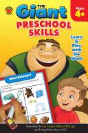 Giant: Preschool Skills Activity Book
