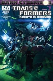 Transformers: Robots in Disguise #25 - Dark Cybertron Part 7