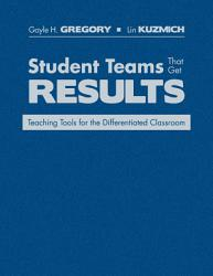 Student Teams That Get Results Book PDF