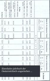 Eisenbahn-Jahrbuch der oesterreichisch ungarischen Monarchie: Band 10