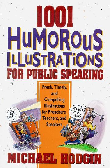 1001 Humorous Illustrations for Public Speaking PDF