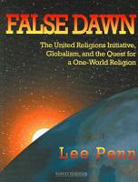 False Dawn PDF