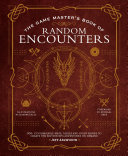 The Game Master S Book Of Random Encounters PDF