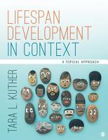 Lifespan Development in Context PDF